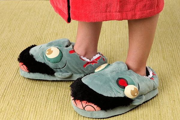 僵尸影迷肯定喜欢的拖鞋(三)