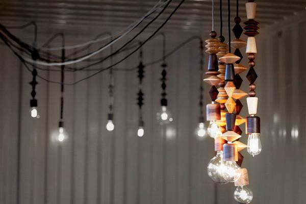 非常漂亮的照明灯