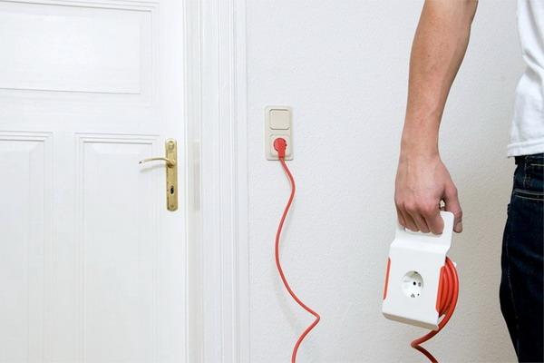 美观应急家用长线插座(二)