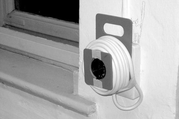 美观应急家用长线插座(四)