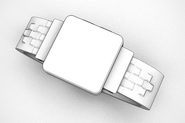 超炫LED智能手表