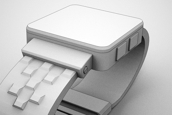 超炫LED智能手表(四)
