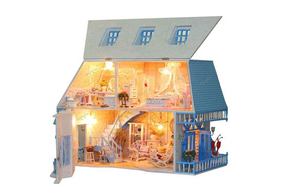 DIY小屋内部结构