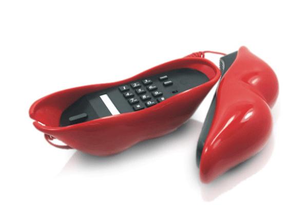 性感嘴唇造型电话机(二)