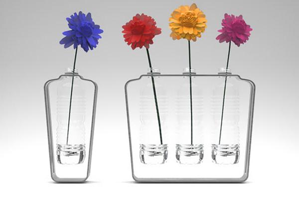 这些创意花瓶你都知道么