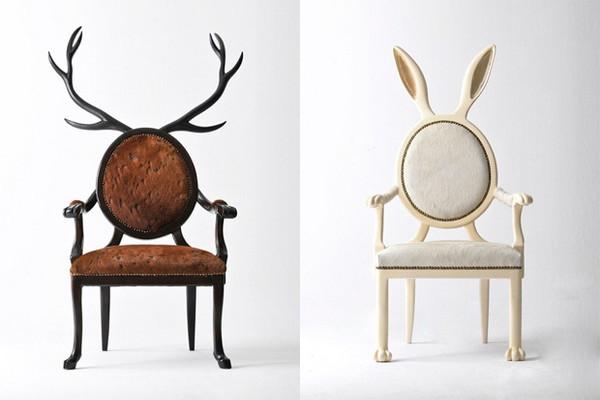 有趣的半兽人座椅(二)