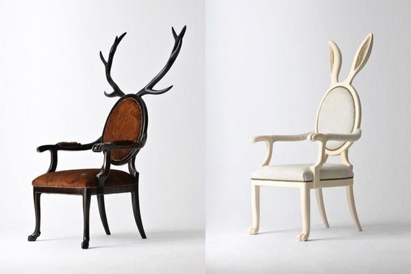 有趣的半兽人座椅(三)