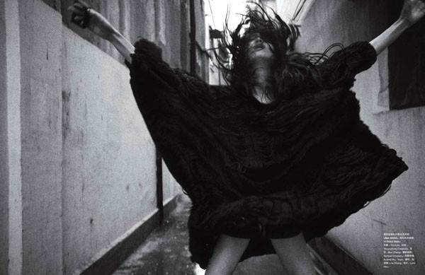 时尚黑白摄影欣赏