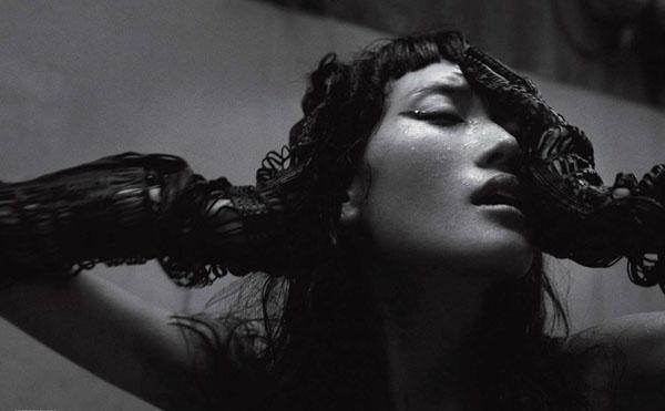 时尚黑白摄影欣赏(三)