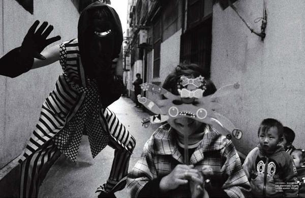 时尚黑白摄影欣赏(四)
