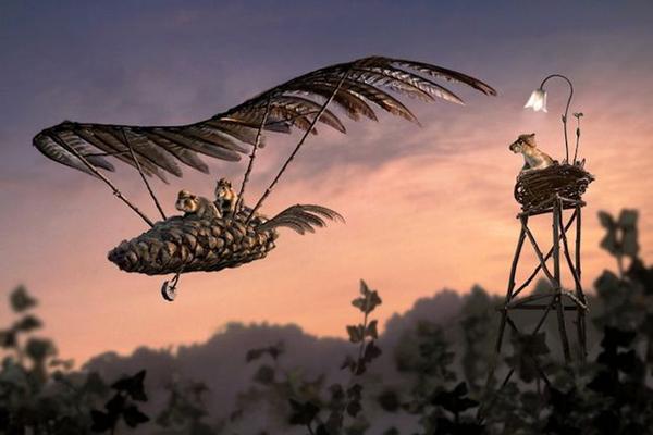 Thomas Herbrich 的奇妙世界(九)