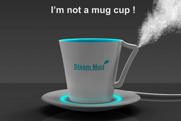 茶杯样式的加温器(四)