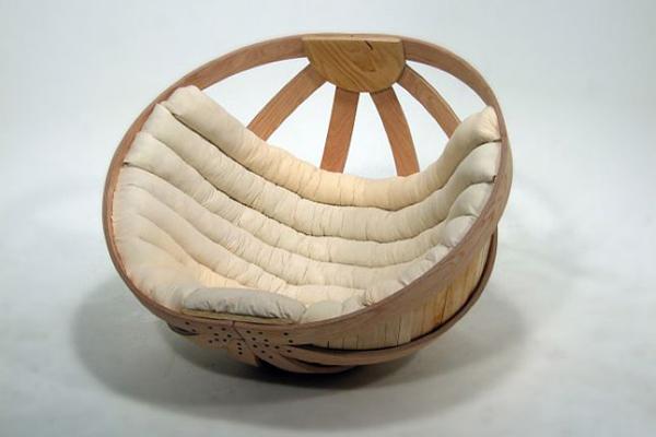 舒适的摇篮椅(二)