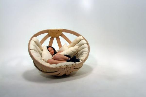 舒适的摇篮椅(四)