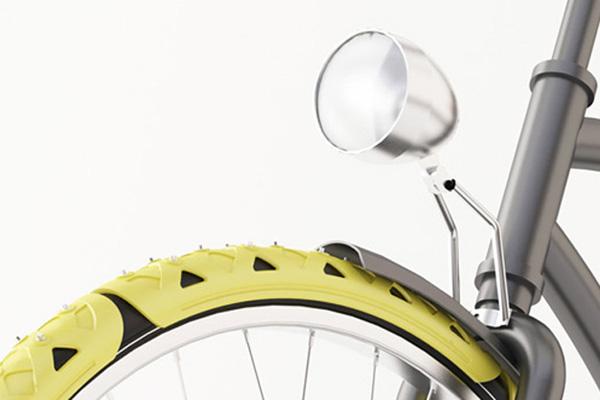 Bike Spikes 自行车防滑套(二)