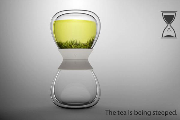 计时沙漏茶壶-玩意儿