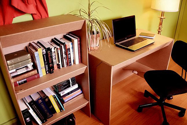 用纸打造的家具生活-玩意儿