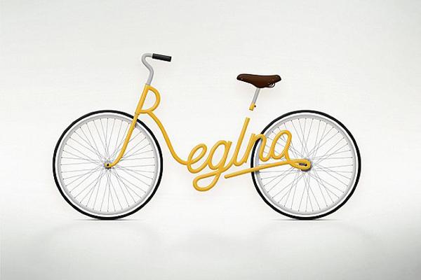 签名自行车(二)