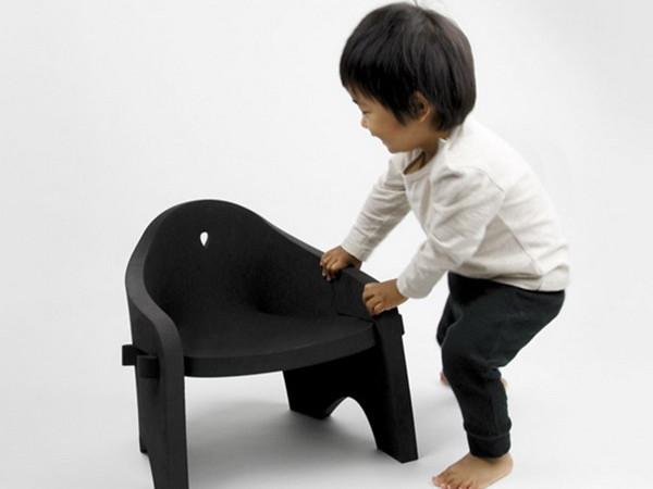 儿童趣味座椅