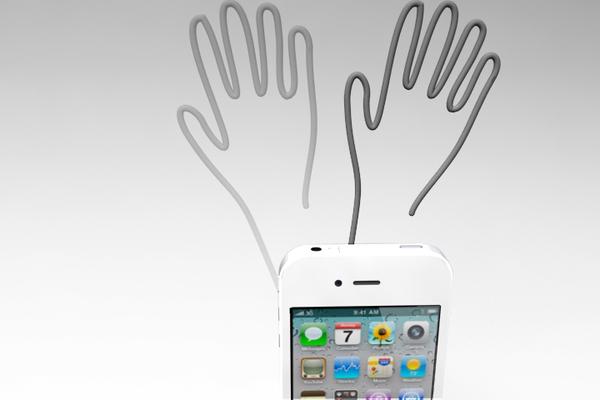 创意Iphone概念基座(三)