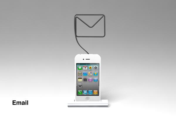 创意Iphone概念基座(五)