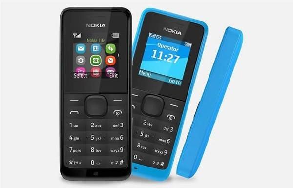 最便宜的诺基亚105手机