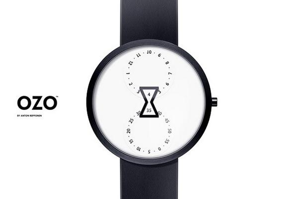 OZO 沙漏样式手表