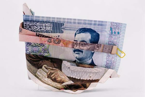各国钱币搞笑混搭