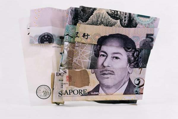 各国钱币搞笑混搭(三)