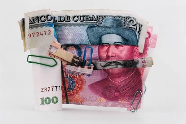 各国钱币搞笑混搭(四)