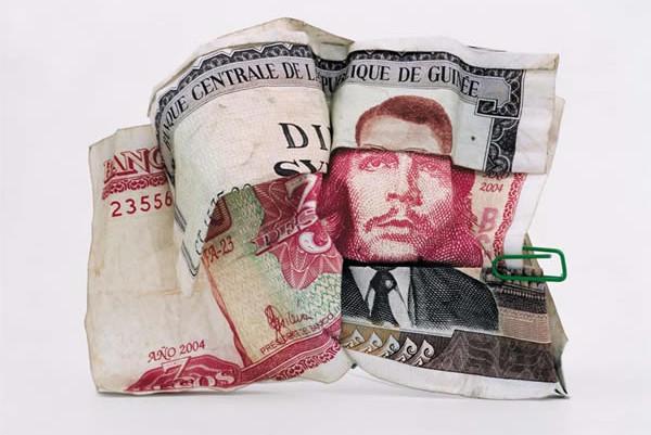 各国钱币搞笑混搭(五)