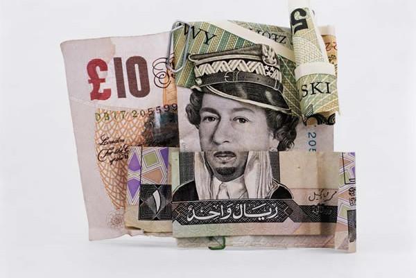 各国钱币搞笑混搭(六)