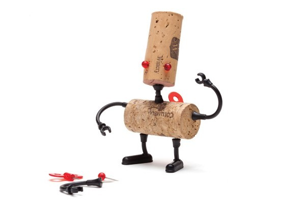 红酒软木塞机器人