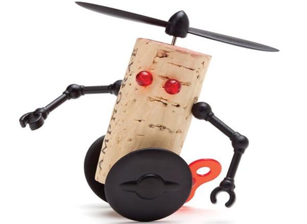 红酒软木塞机器人(三)