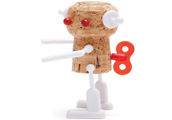 红酒软木塞机器人(四)