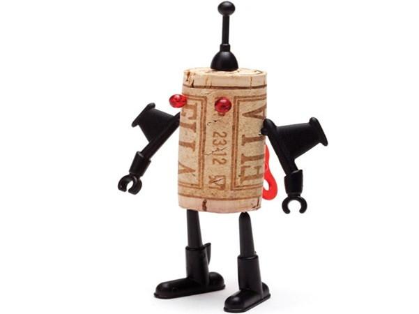 红酒软木塞机器人(五)