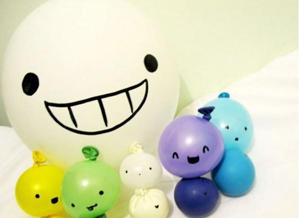 给你一天的微笑