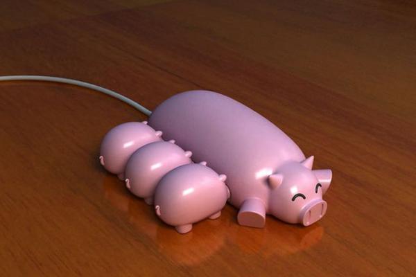 猪妈妈集线器和它的宝宝U盘(三)