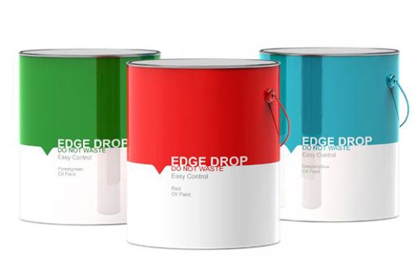Edge Drop 油漆桶设计(四)