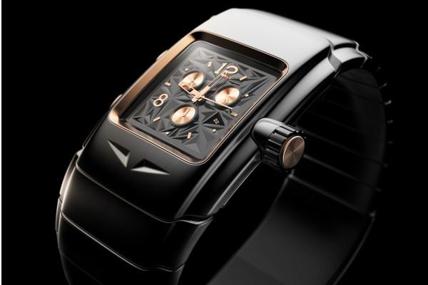 很有机械感的一款时尚腕表(二)