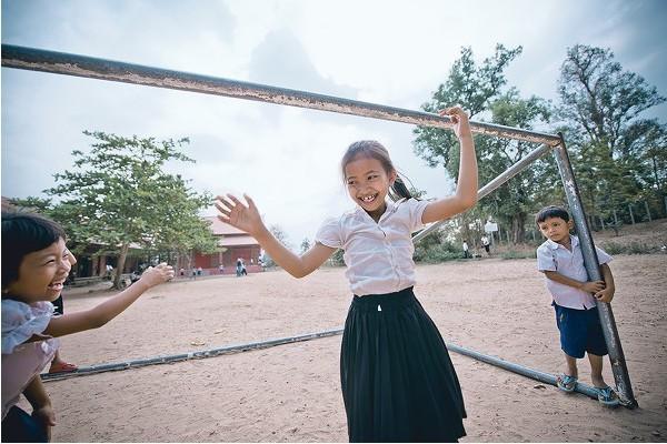 贫困山区孩子学校的一天(五)