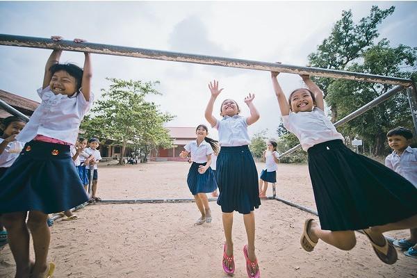 贫困山区孩子学校的一天(六)