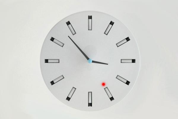 Eco Clock 时钟