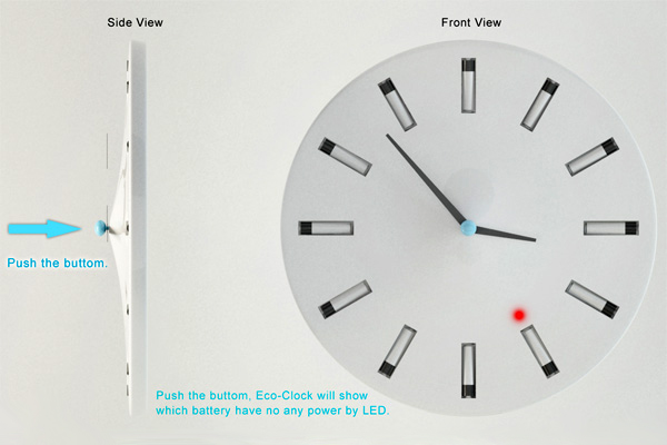 Eco Clock 时钟(二)