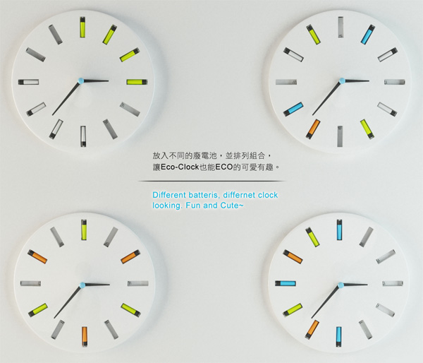 Eco Clock 时钟(四)
