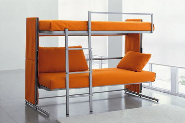 Bonbon 多功能折叠沙发床(三)