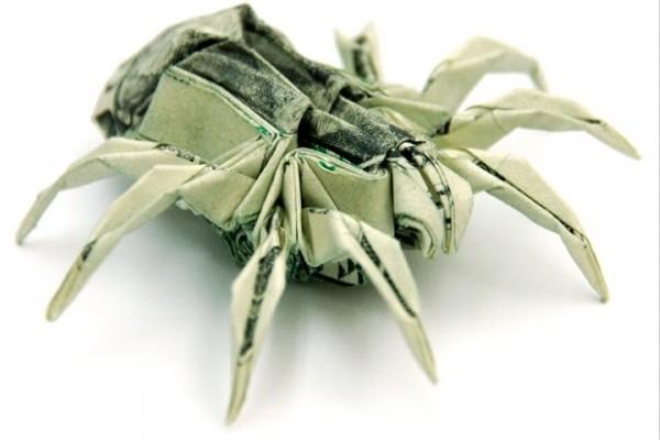 折纸币的艺术(三)