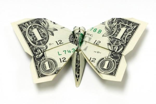 折纸币的艺术(六)