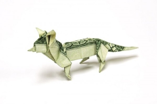 折纸币的艺术(七)