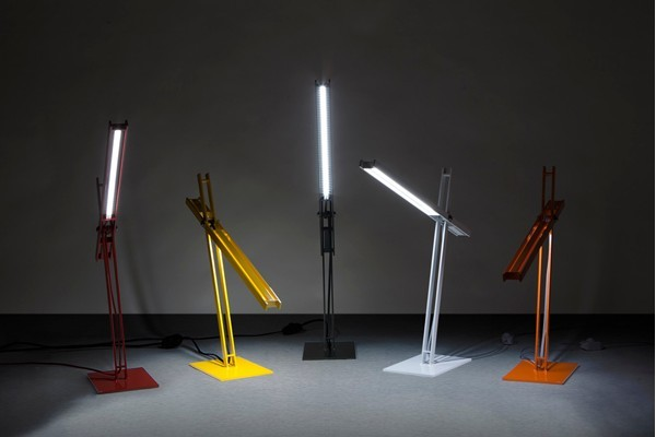 创意十足的台灯-玩意儿